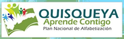 """Plan Nacional de Alfabetización """"Quisqueya Aprende Contigo"""""""