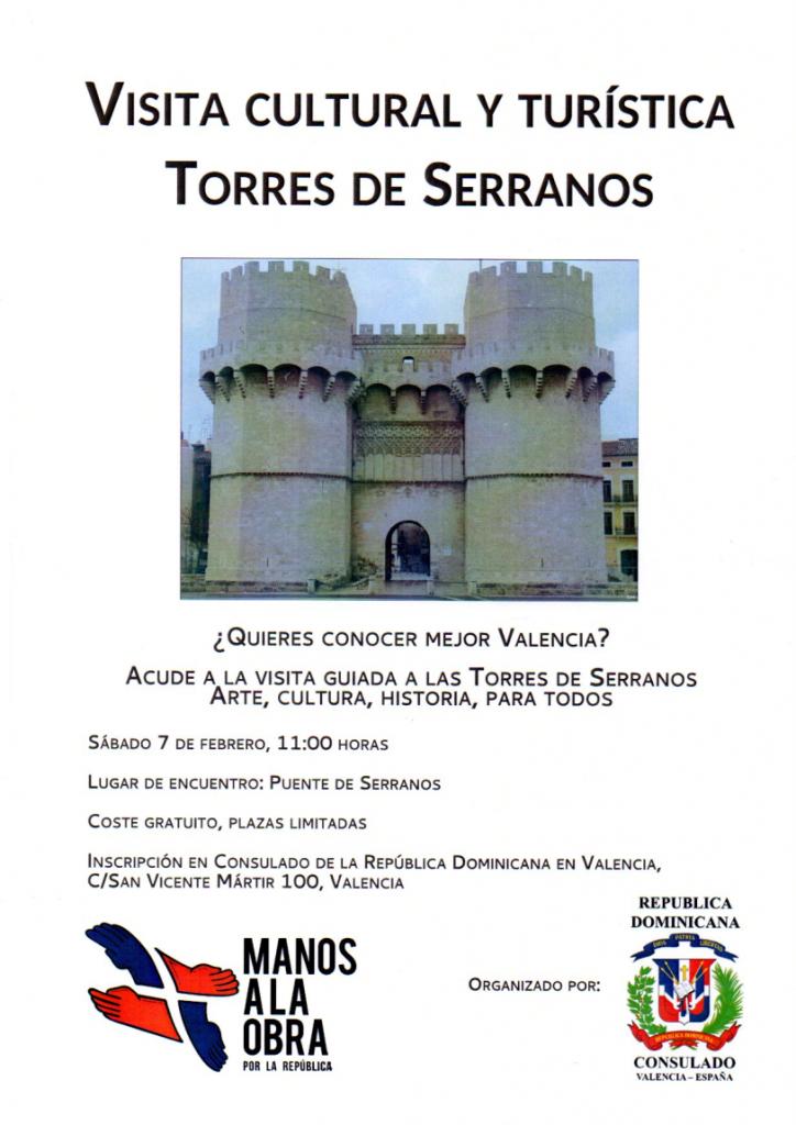 visita torres de serranos