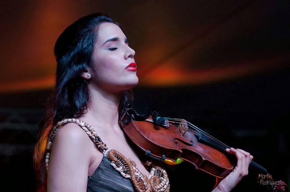 Aisha seyd violin