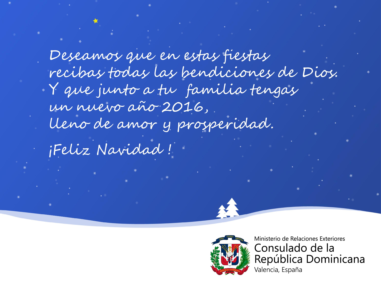 felicitacion navidad -consulado