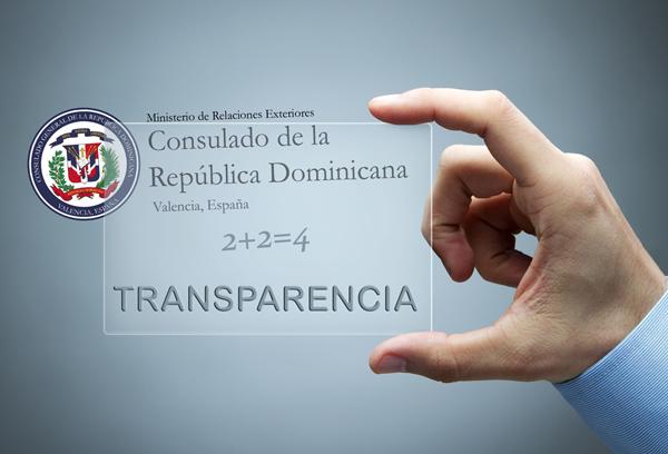 Transparencia: Rendir cuentas es una obligación de todo aquel que maneja fondos públicos.