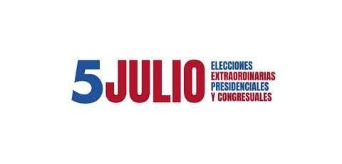 Instructivo Electoral Elecciones Extraordinarias Presidenciales, Senatoriales y de Diputaciones.