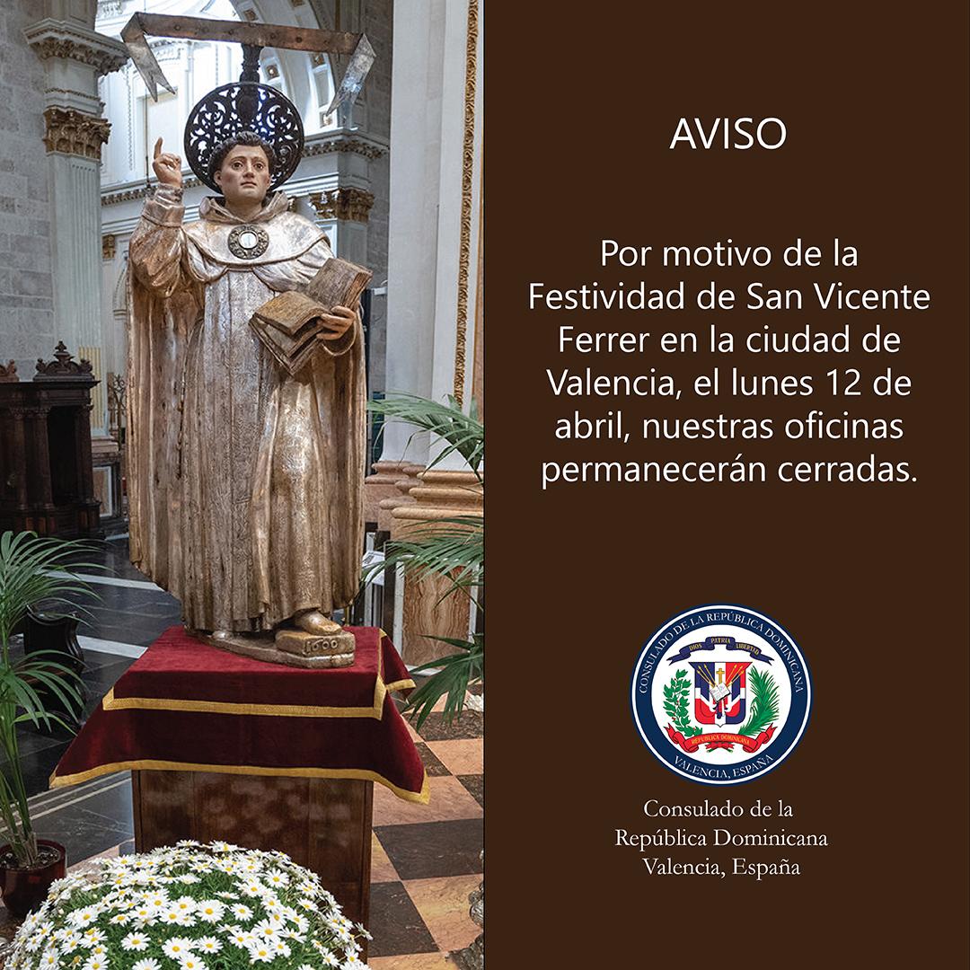 Imagen de San Vicente Ferrer