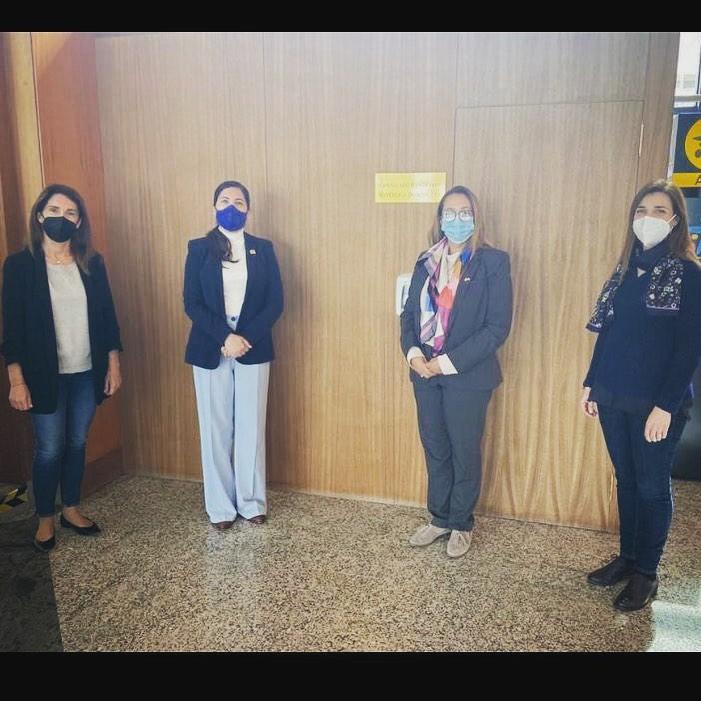 Visita al Consulado Honorífico de la República Dominicana en Mallorca