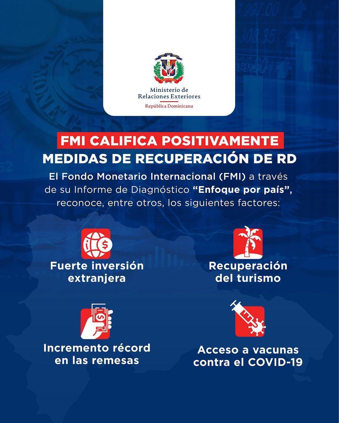 RD región se destaca como una de las economías más dinámicas y de más rápido crecimiento en América Latina y el Caribe